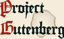 Soutenez Project Gutenberg